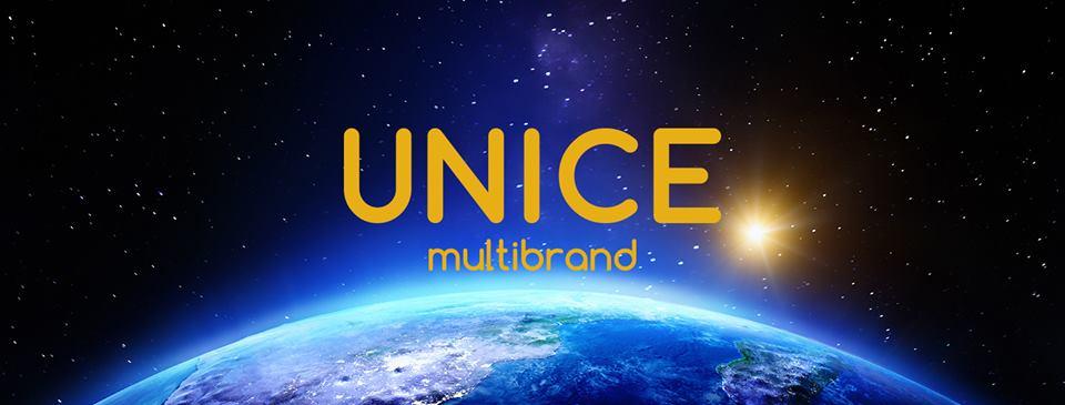 юнайс мультибренд unice multibrand фото вживую